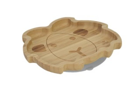 Bamboo Lion plate