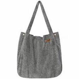 Mom bag napped wool