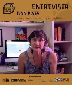 Entrevista com Lynn Alves
