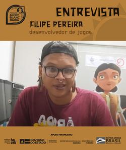 Entrevista com Filipe Pereira