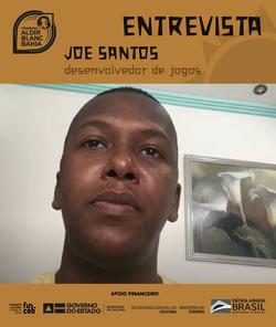 Entrevista com Joe Santos