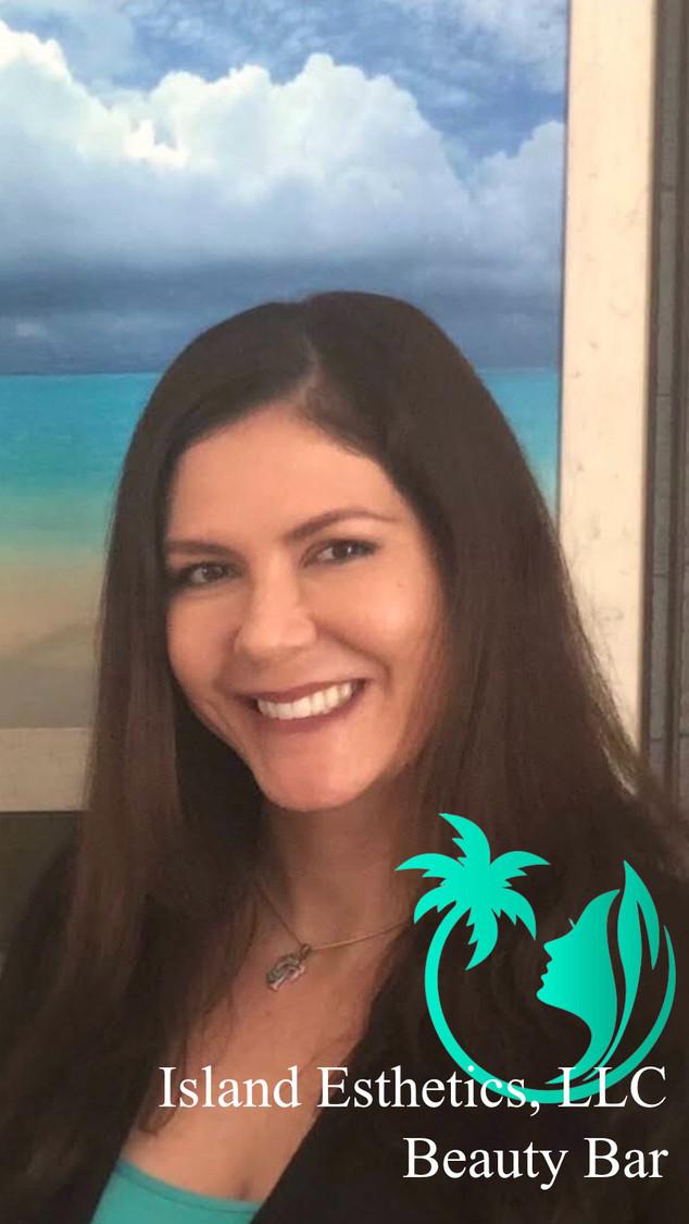 Heidi Sparks | Island Esthetics
