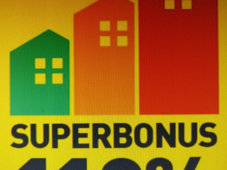 Approvata la legge di conversione SUPERBONUS 110%