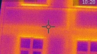 Termogragia infrarosso termico