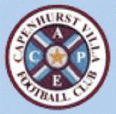 10/08/19 Capenhurst Villa 2 - ASHVILLE 1  Match Report