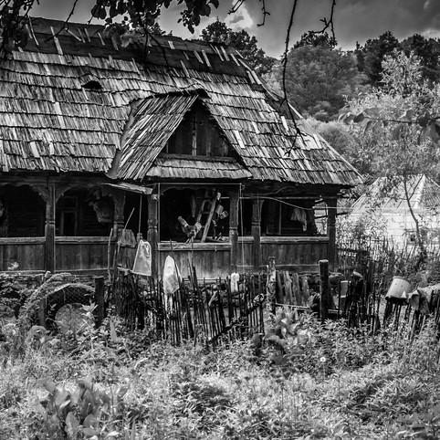 Maison du coq