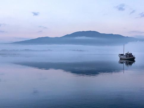 Brouillard irlandais