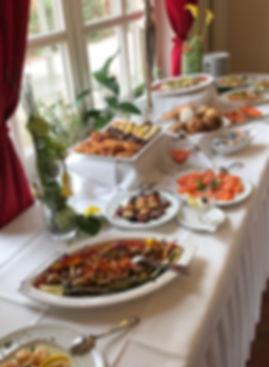 Buffet, Geburstag, Essen, Rstaurant, Goldener Engel Babenhausen