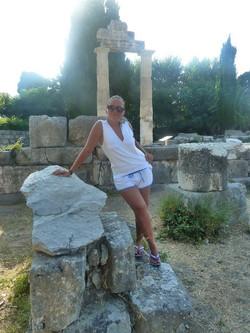 Руины храма Асклепия