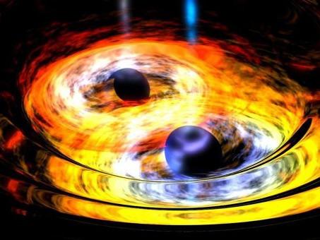 СВЕРШИЛОСЬ! Гравитационные волны, столкновение двух черных дыр и правота Эйнштейна
