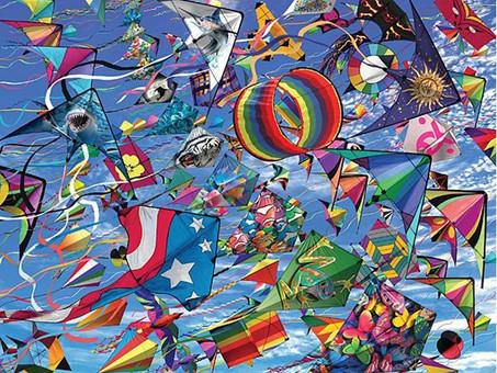 Сегодня - Фестиваль воздушных змеев в Таиланде!
