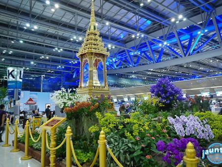 Снова в Таиланде!