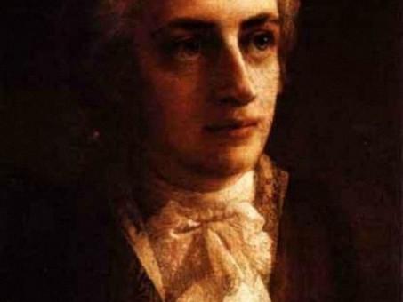 День рождения любимого, обожаемого Моцарта 💖