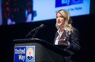 Katie Taube Keynote Speaker Emcee