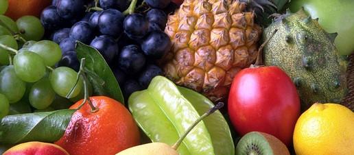 Lo zucchero fa male, ma non quello contenuto nella frutta