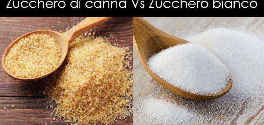 Lo zucchero di canna è più salutare dello zucchero bianco?