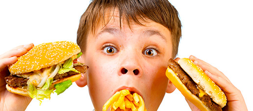 Tu sei quello che mangi. I tuoi figli sono quello che mangi TU!