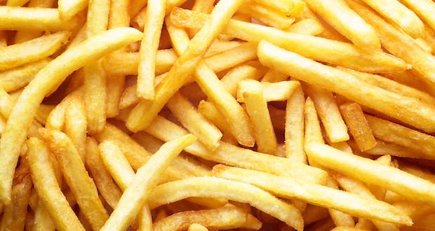 L'effetto cancerogeno delle patatine fritte