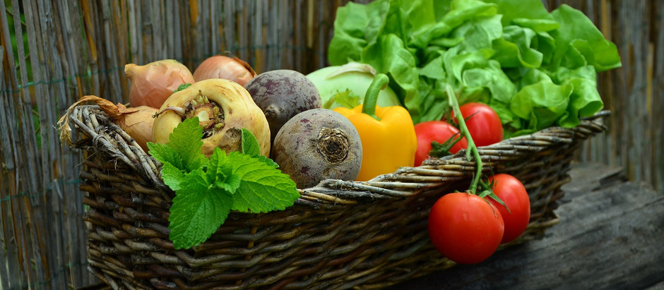 Frutta e verdura giallo-arancione contro il declino cognitivo