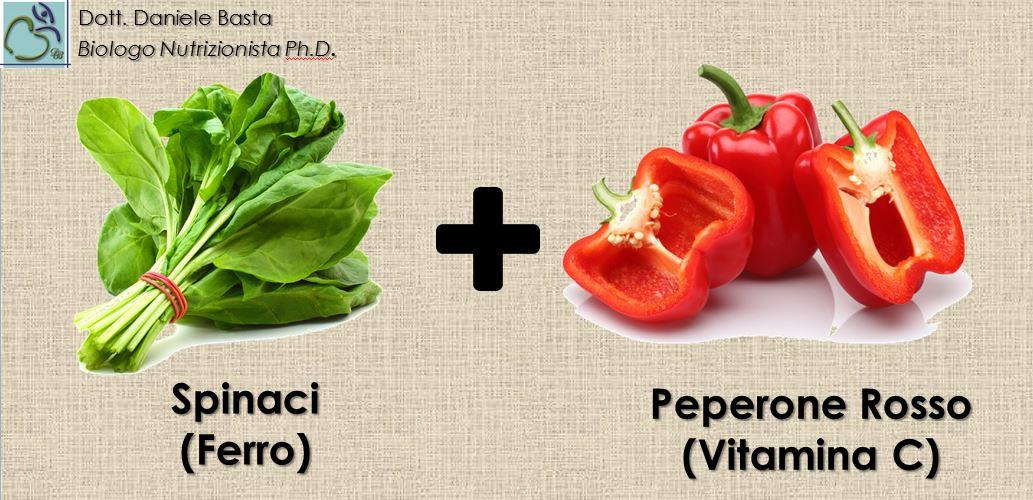 Spinaci + Peperone Rosso