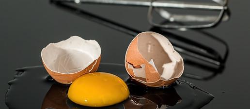 Uova e crescita muscolare, ecco perché non conviene scartare il tuorlo