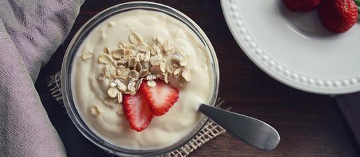 Gli effetti dello yogurt greco sulla massa muscolare