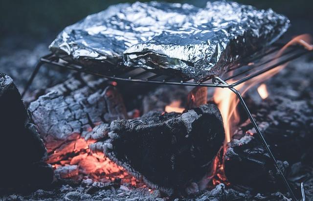 Cottura nei fogli di alluminio? Forse è meglio di no