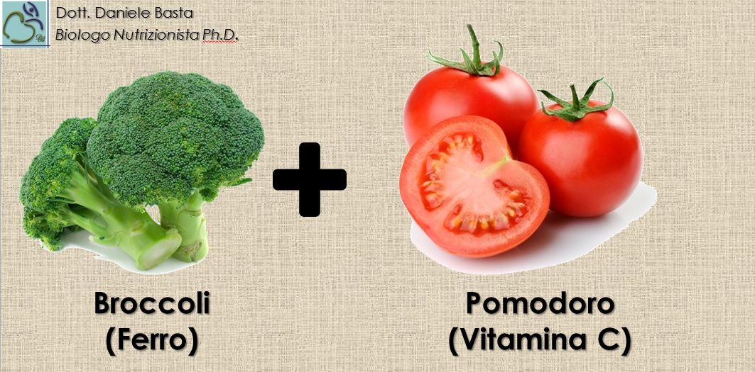 Broccoli + Pomodori