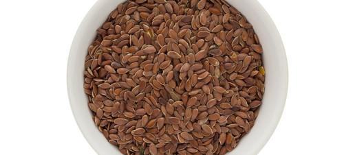 Ipertensione, ecco l'effetto dei semi di lino