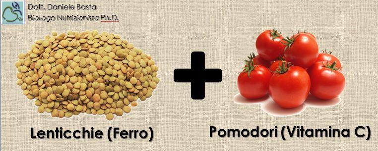 Lenticchie + Pomodori