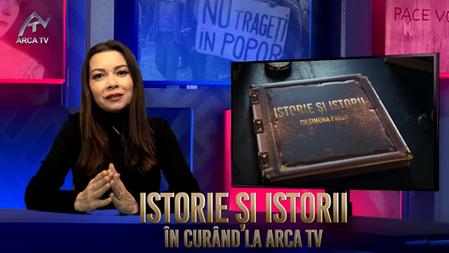 Istorie și Istorii - cu Simona Preda