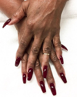 #nailsofinstagram #nails #fiercenails #d