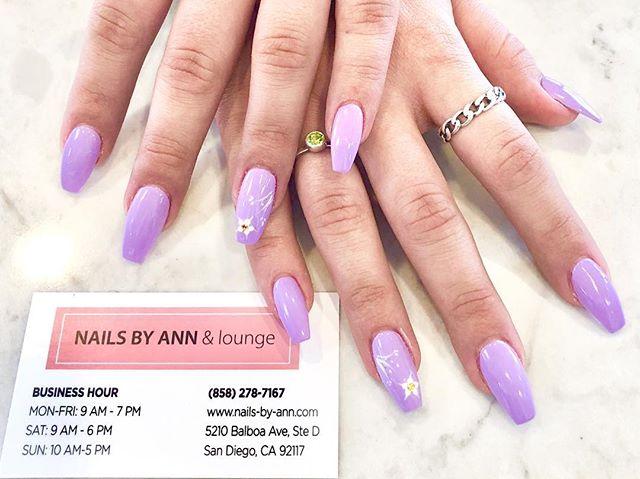 💜_💅🏻 #fullsetnails #nails💅🏻 #nails