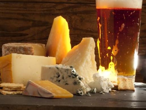 É possível harmonizar queijos e cervejas?
