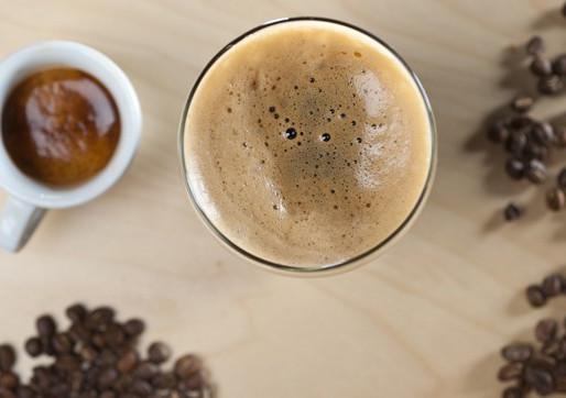Cerveja e café
