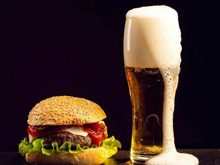 As delícias do artesanal - Cerveja x Hambúrguer