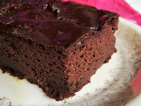 Une recette de brownies pour les musclés !