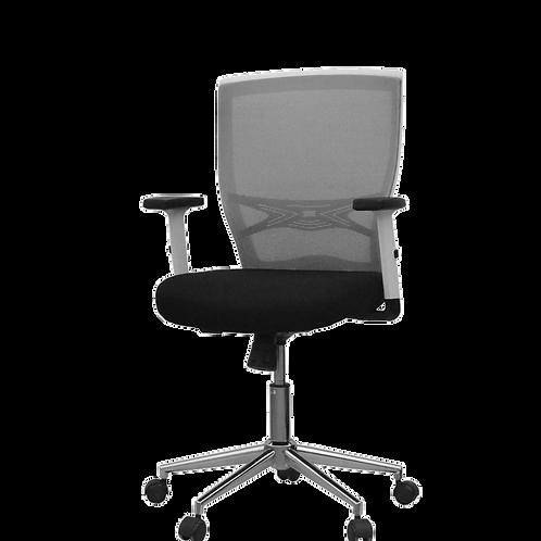 Silla Ejecutiva OKLAHOMA - Color Blanco
