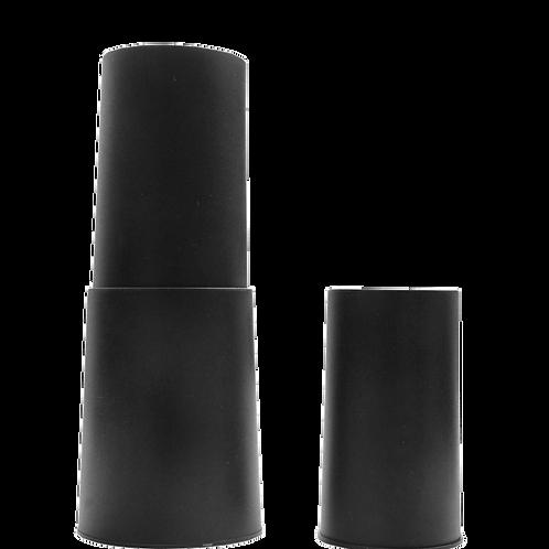 Cobertor plástico -Negro