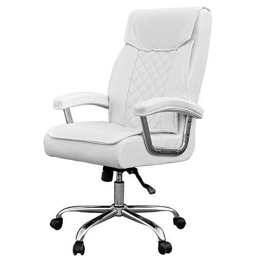 Sillón con Resorte VICENZO - Blanco