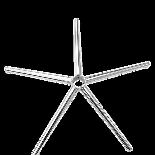 Base de metal 2 - Cromado