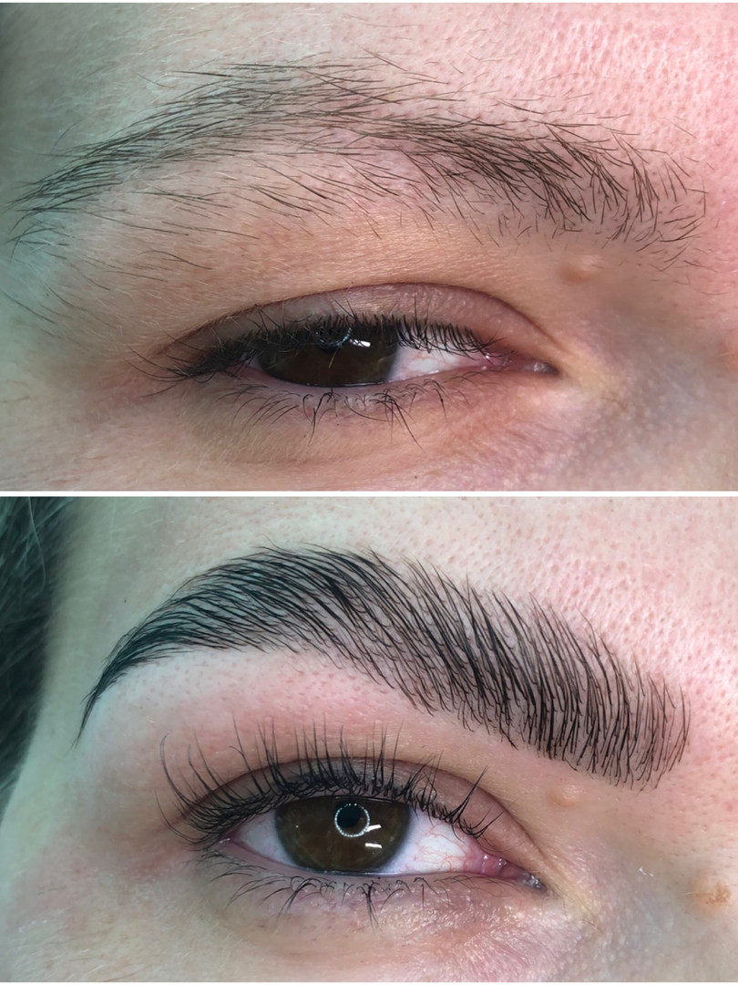 Lash + Brow Lifting