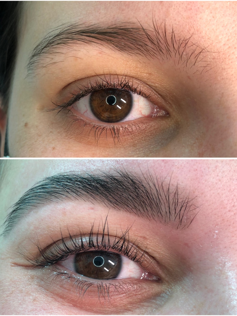 Lash Liftining + Brow Styling