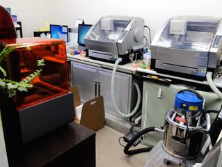 【Form2 3Dプリンター導入事例】デンタルプラッツ様(歯科技工所)