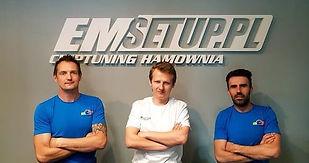 Emsetup Współpraca Hamowna 4x4