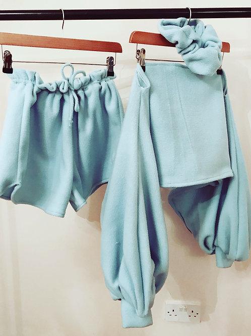 The lounge drawstring shorts