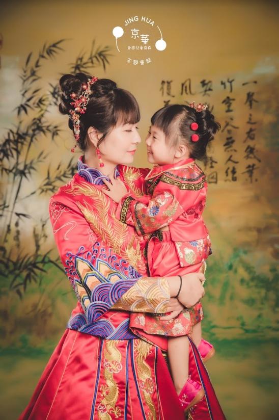 麗君媽咪 新竹全家福推薦-京華婚紗-驚人的片場主題攝影棚