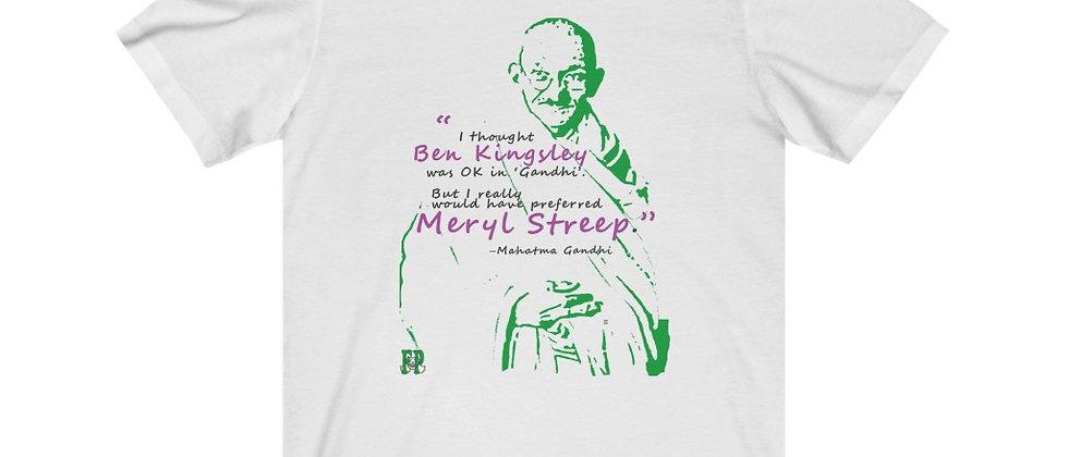 "The Gandhi Collection:  ""Meryl Streep"""