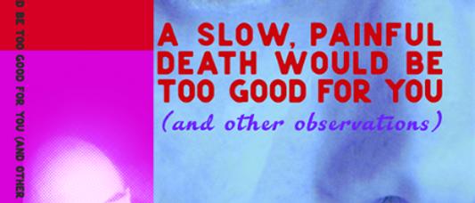 SlowPainful: E-book Version (epub format)