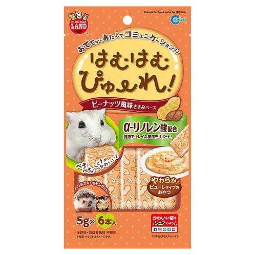 Marukan 花生味唧唧膏糧